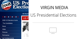 Virginmedia US Elections